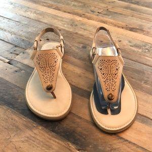 Sperry Calla Jade- linen sandals